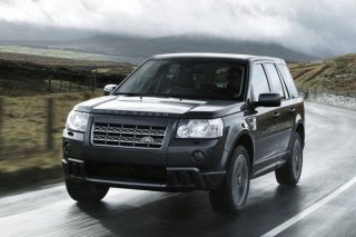 Land Rover Freelander 2 Dynamic Black