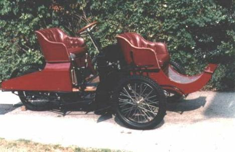 Riley 9 HP Tricar (1907)