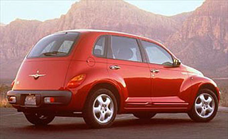 Дизельный Chrysler PT Cruiser