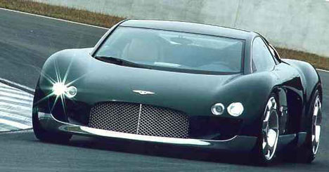 Bentley Hunaudieres